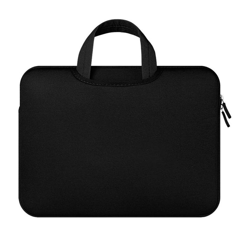 """Чехол-сумка с ремнем для ноутбука 13,3"""" черная"""