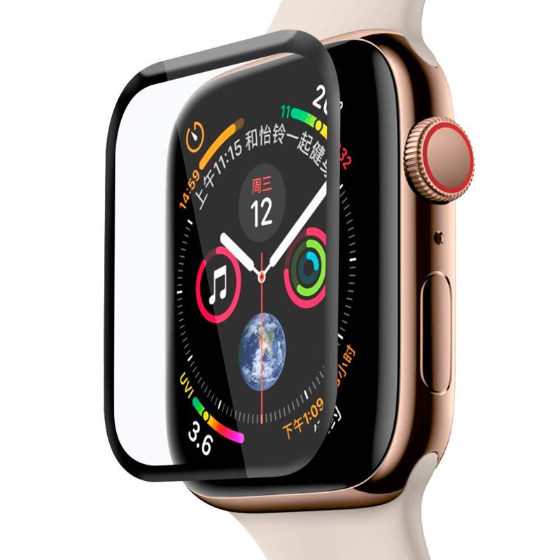 Стекло защитное 3D для Apple Watch 40mm