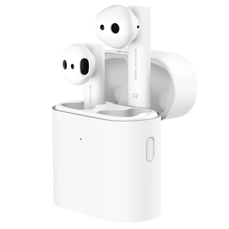 Наушники беспроводные Xiaomi Mi AirDots Pro 2, белые