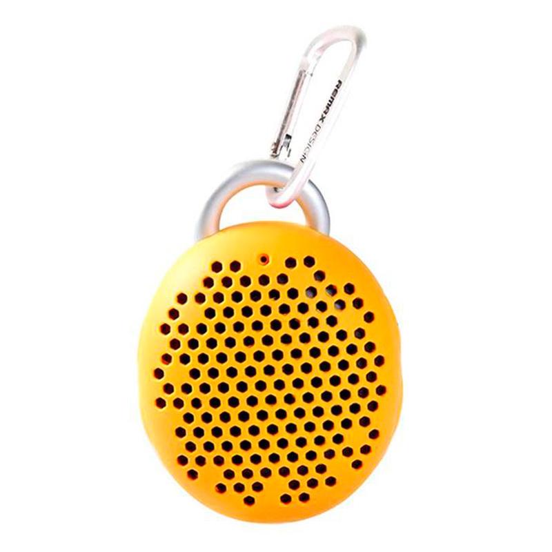 Bluetooth колонка Remax Dragon Ball, желтая