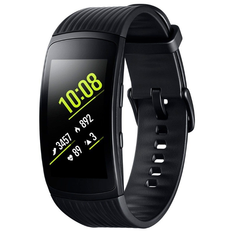 Фитнес-браслет Samsung Gear Fit 2 Pro Black