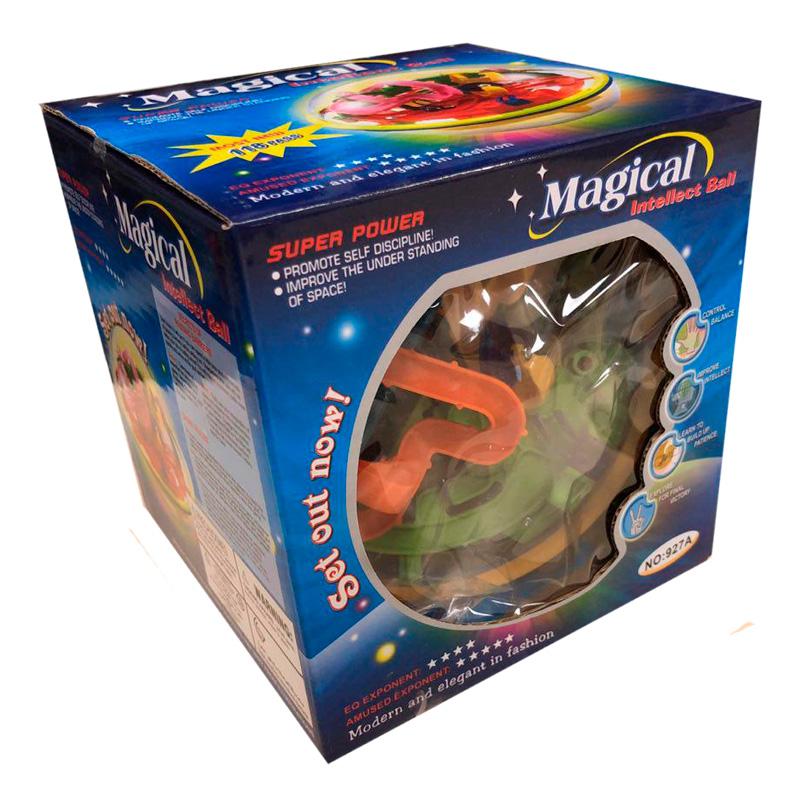 Игрушка-головоломка Magical Intellect Ball, средняя