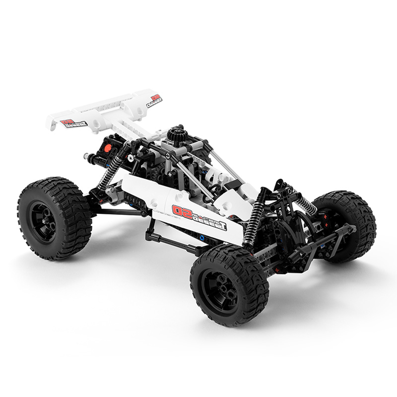 Игрушка-конструктор Xiaomi Mi Building Blocks Desert Racing Car