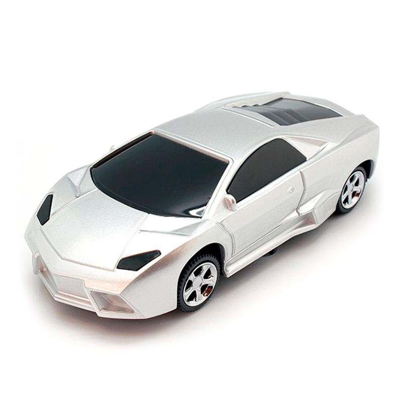 Внешний аккумулятор Remax Lamborghini 5000mAh, серебряный