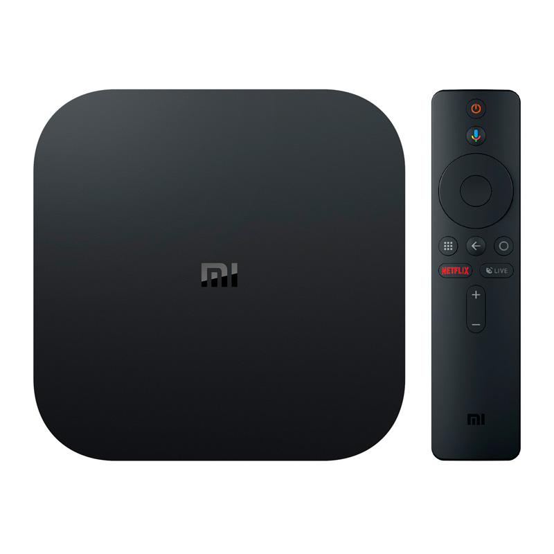 Медиаплеер Xiaomi Mi TV Box S Global Version