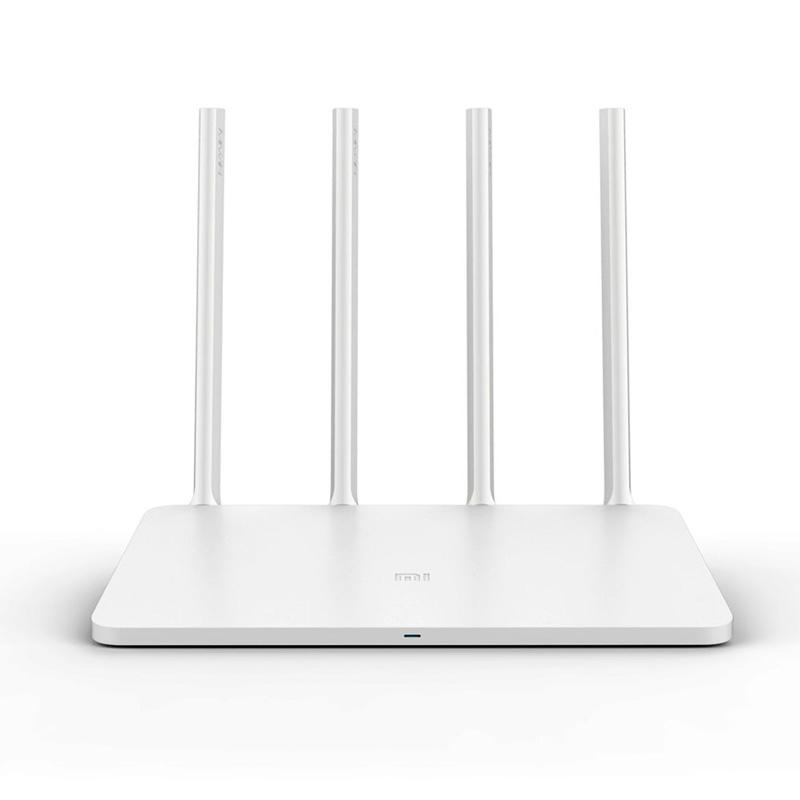 Роутер Xiaomi Mi Wi-Fi 3G V2, белый