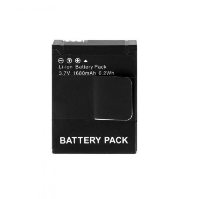 Батарея увеличенной емкости 1680mAh  для GoPro Hero 3/3+