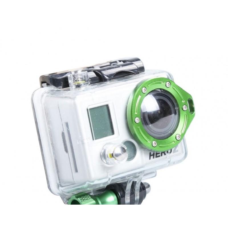 Рамка-кольцо алюминиевое для аквабокса GoPro Hero2