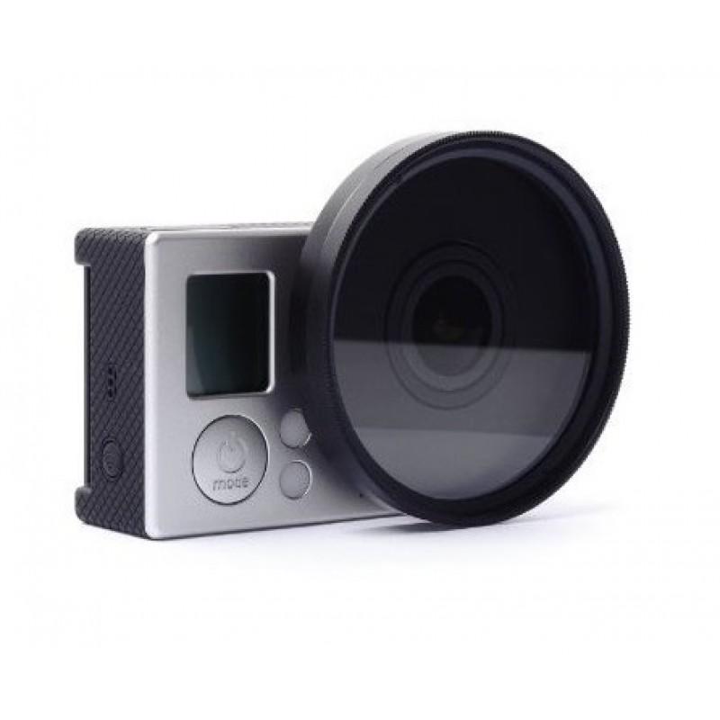 CPL-фильтр поляризационный 52мм для GoPro