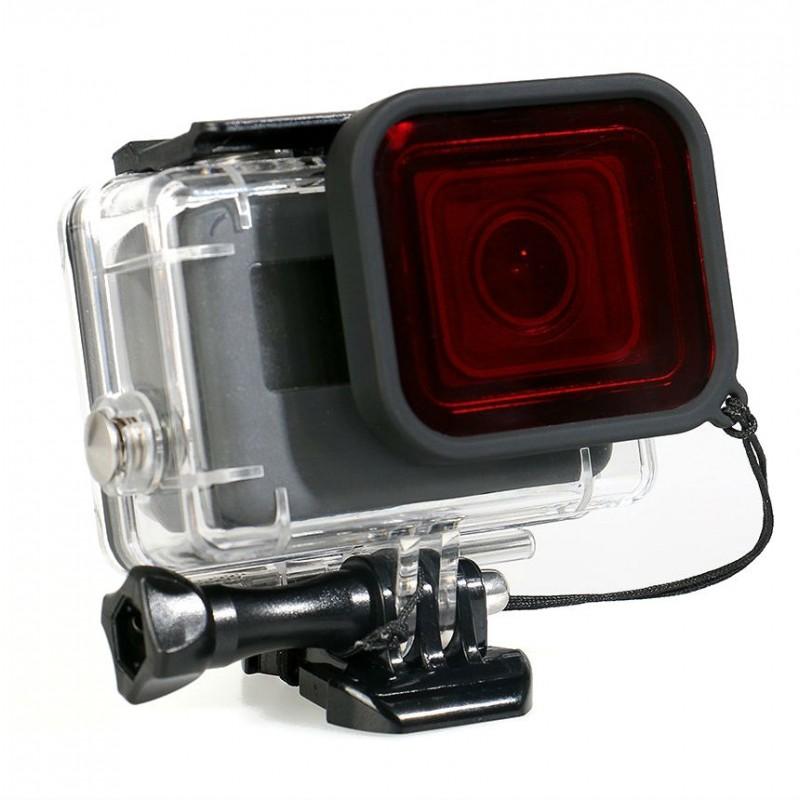 Светофильтр для аквабокса GoPro Hero 5/6 улучшенный