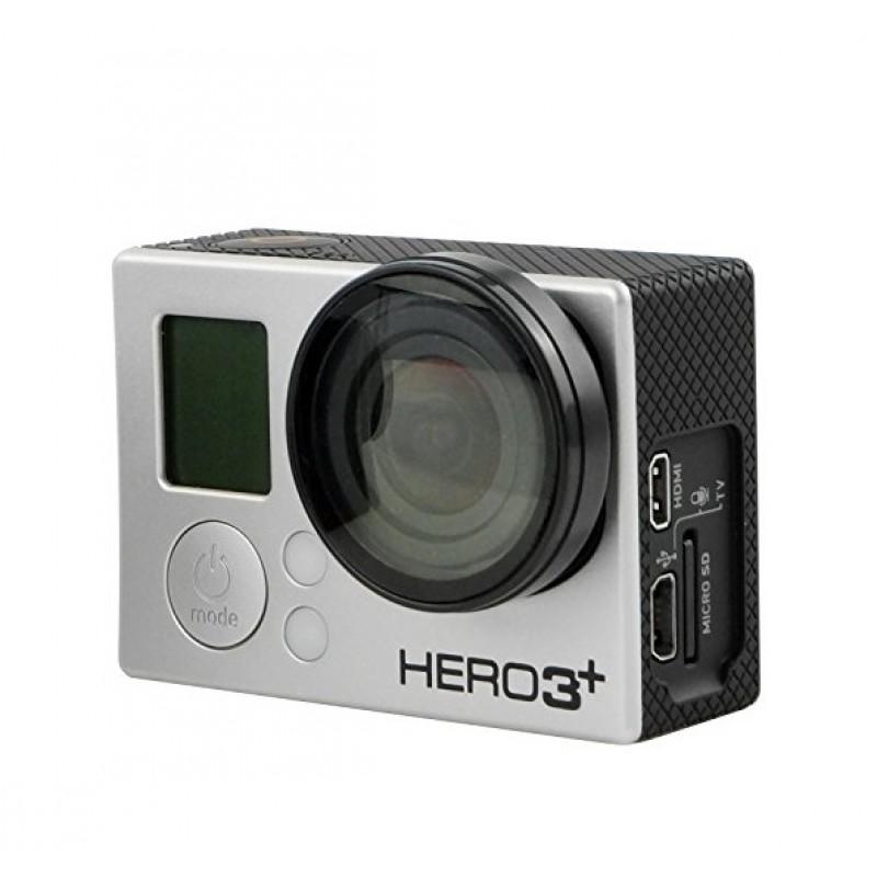 UV-линза 37 мм для GoPro Hero 3/3+/4