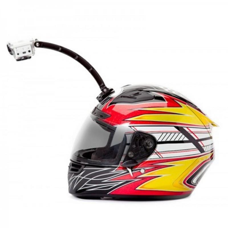 Крепление на шлем выносное для GoPro