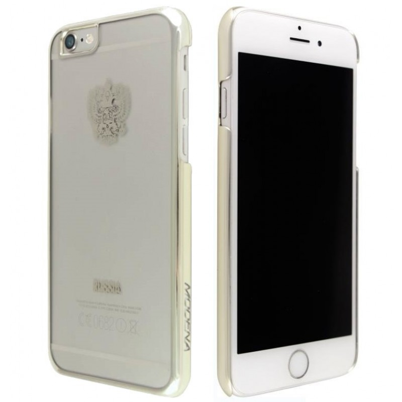Чехол с гербом России для iPhone 6/6s Plus