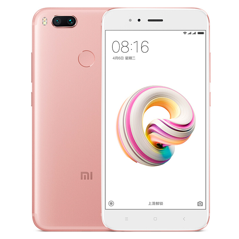 Смартфон Xiaomi Mi A1 64GB Rose Gold Global Version
