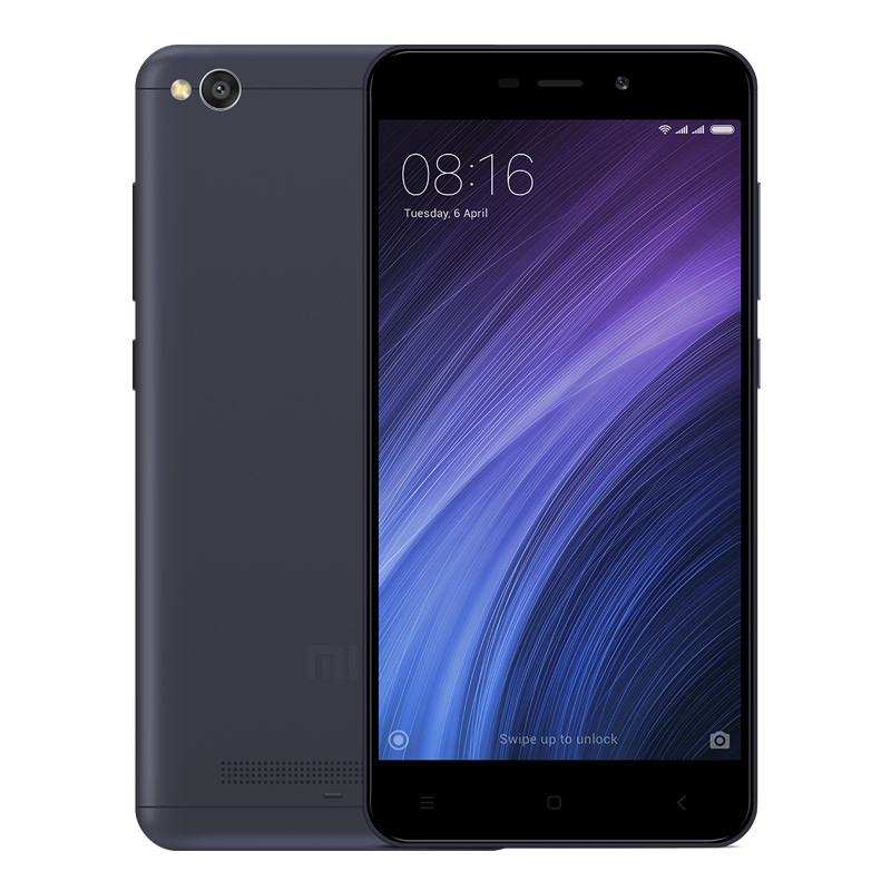 Смартфон Xiaomi Redmi 4A 32Gb Dark Gray