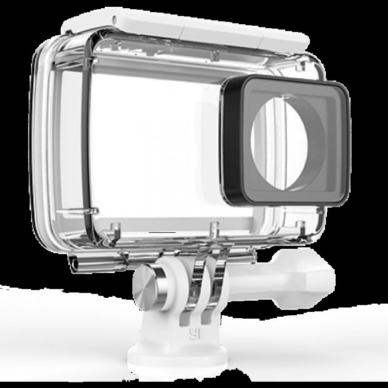 Бокс водонепроницаемый 60м для Xiaomi Yi2 4K усиленный