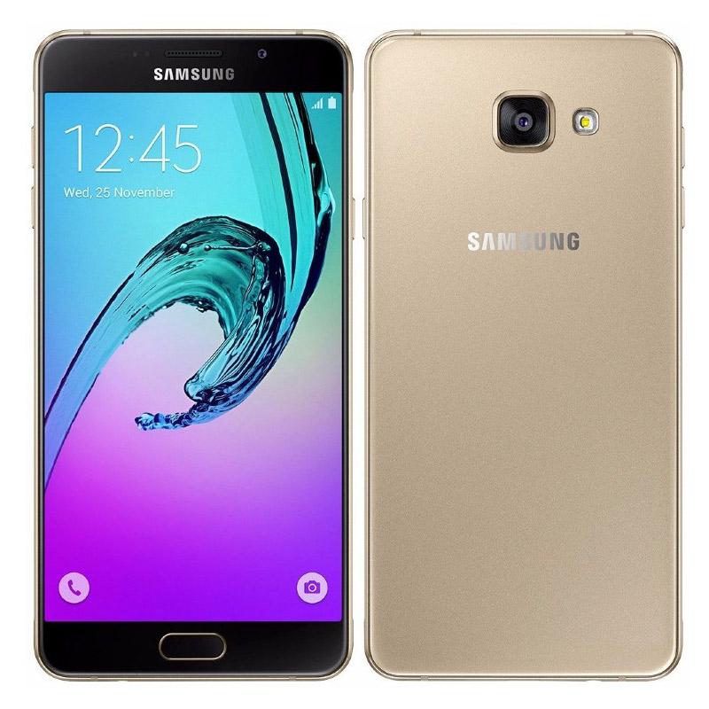Samsung Galaxy A7 Gold Demo (A710)