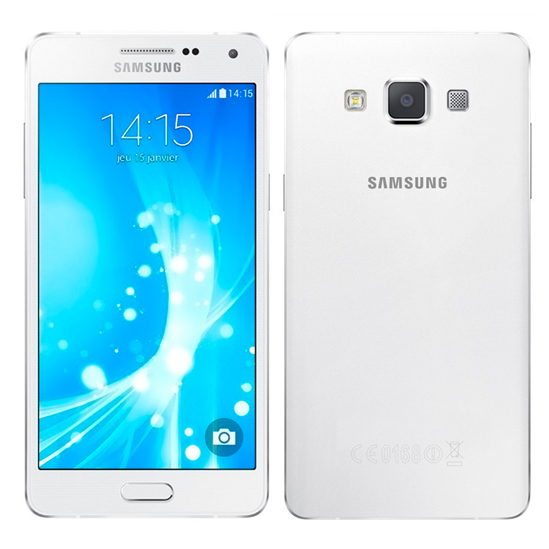 Samsung Galaxy A5 Black / White Demo (A500)