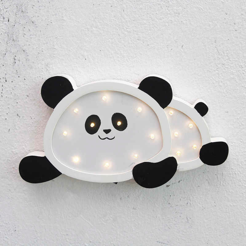 Детский ночник Panda Панда