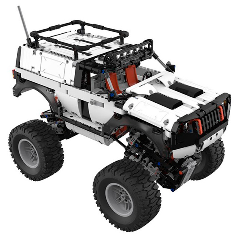 Игрушка-конструктор Xiaomi Mi Smart Building Blocks Off-road Four-wheel Drive