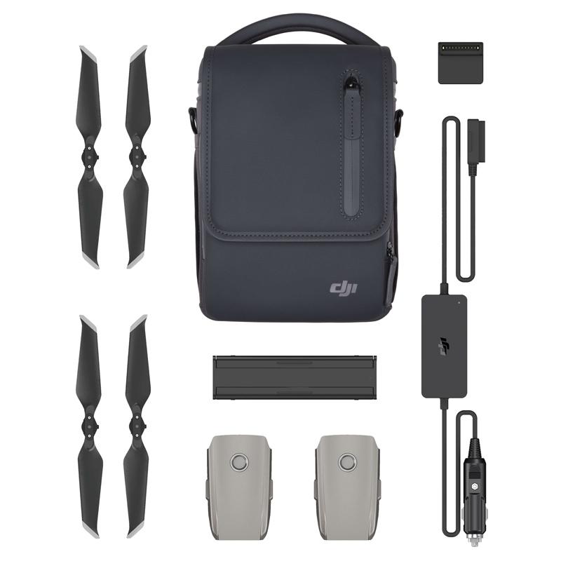 Комплект аксессуаров Mavic 2 Fly More Kit (Part 1)