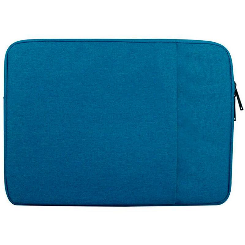 "Чехол-сумка для ноутбука 15,4"" синяя"