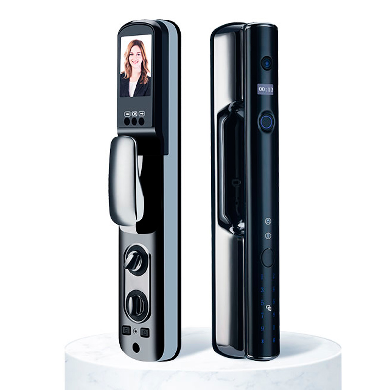 Умный замок Wi-Fi с видеозвонком