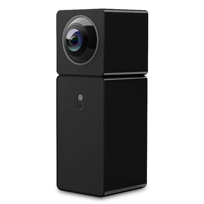 IP-камера Xiaomi Hualai Xiaofang Smart Dual Camera 360, черная