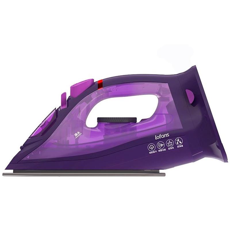 Утюг Xiaomi Lofans Steam Iron, фиолетовый
