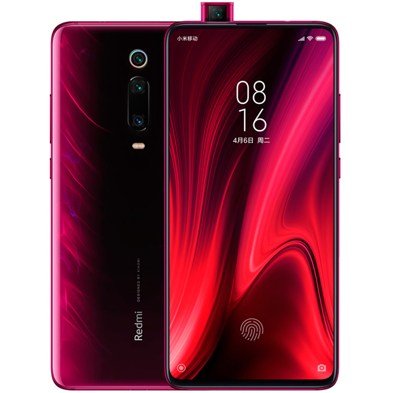 Смартфон Xiaomi Mi 9T Pro 128GB/6Gb Flame Red Global Version