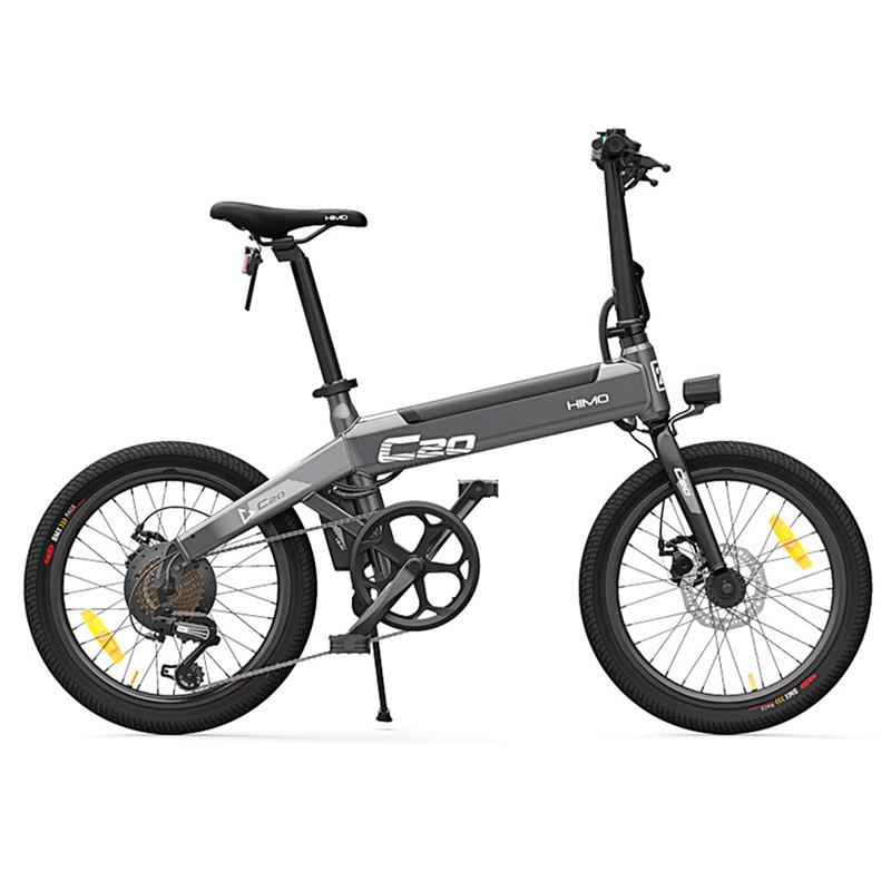 Электровелосипед Xiaomi Himo C20, серый