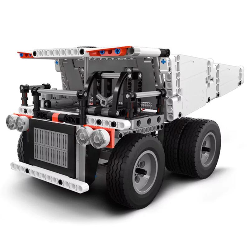 Игрушка-конструктор Xiaomi MiTu Building blocks Mine Truck