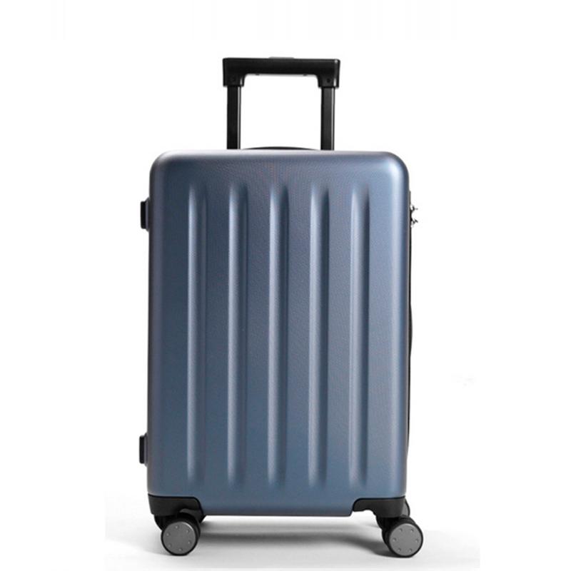 """Чемодан Xiaomi 90 Points Suitcase 20"""", синий"""