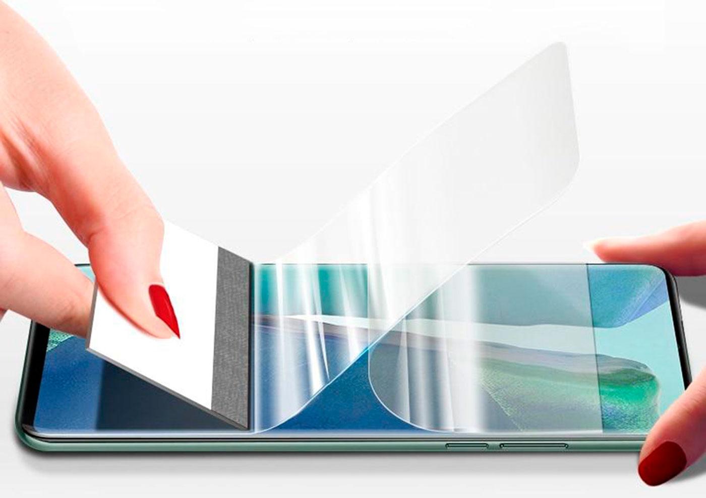 Гидрогелевая пленка на смартфон