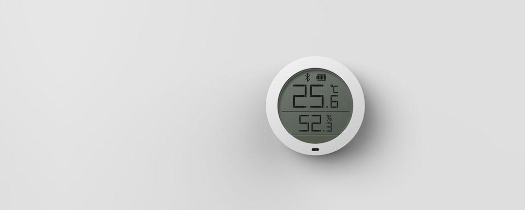 Датчик температуры в умном доме