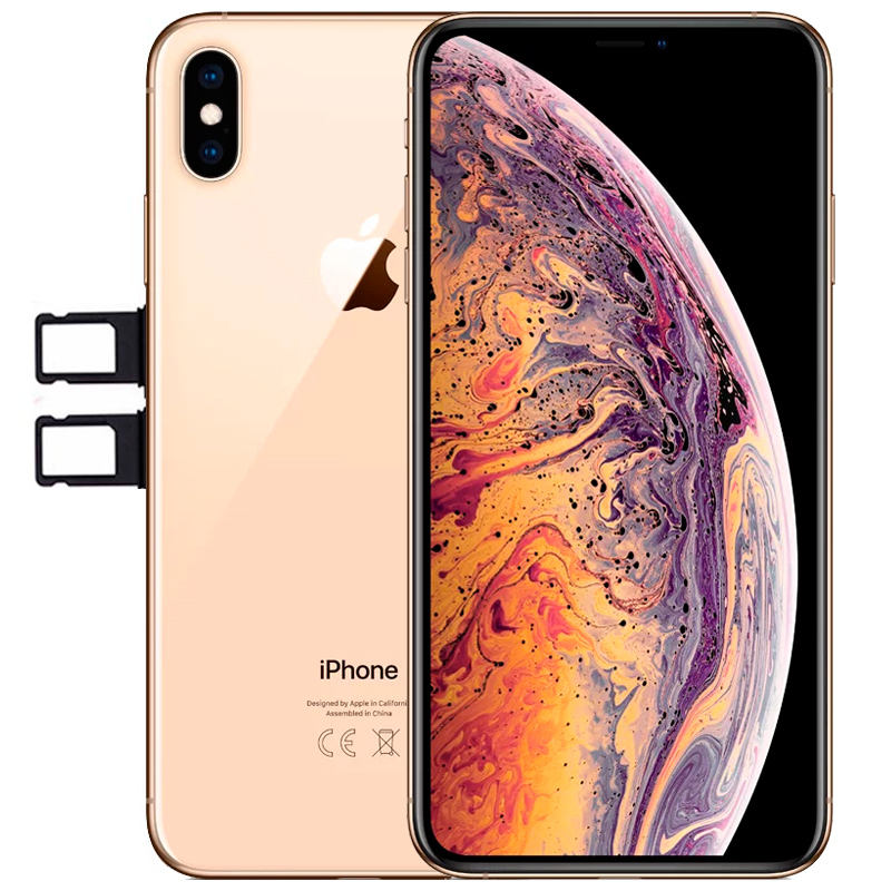 Apple iPhone Xs Max 512Gb Dual SIM Gold