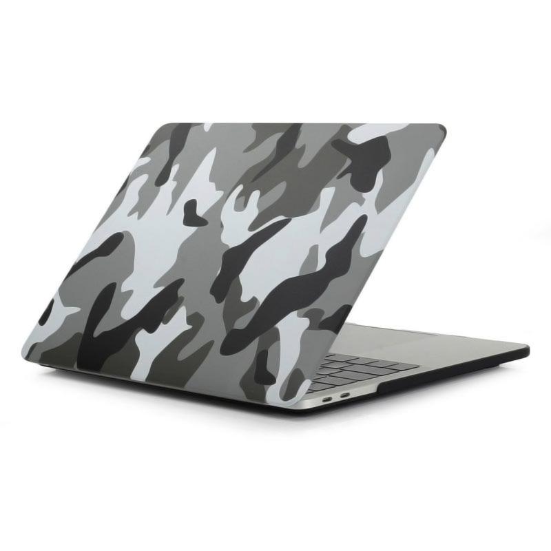 """Чехол-накладка пластиковый для MacBook Pro 13"""" хаки"""
