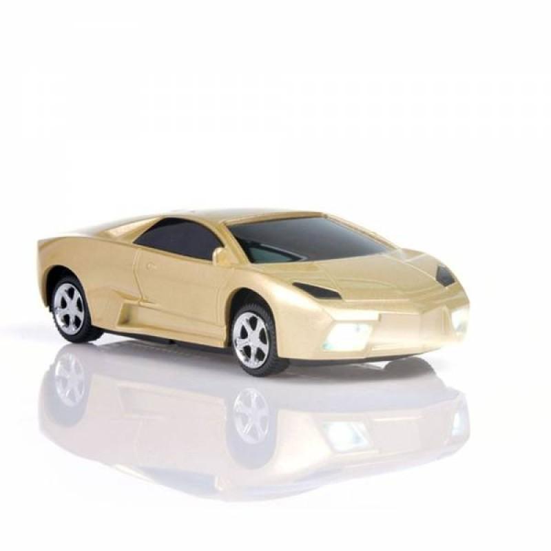 Внешний аккумулятор Remax Lamborghini 5000mAh, золотой