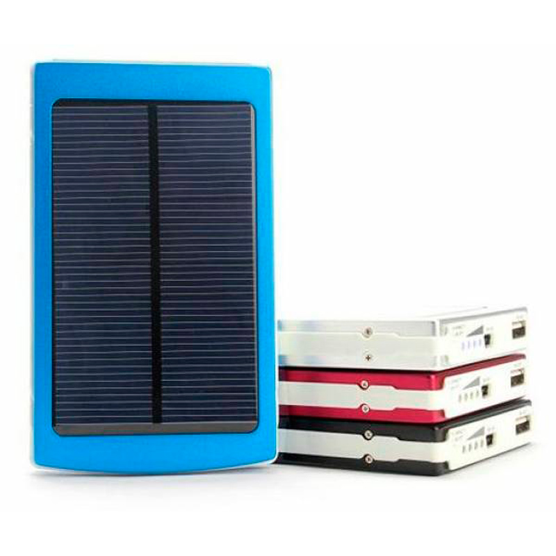 Внешний аккумулятор Power Bank Solar Charger