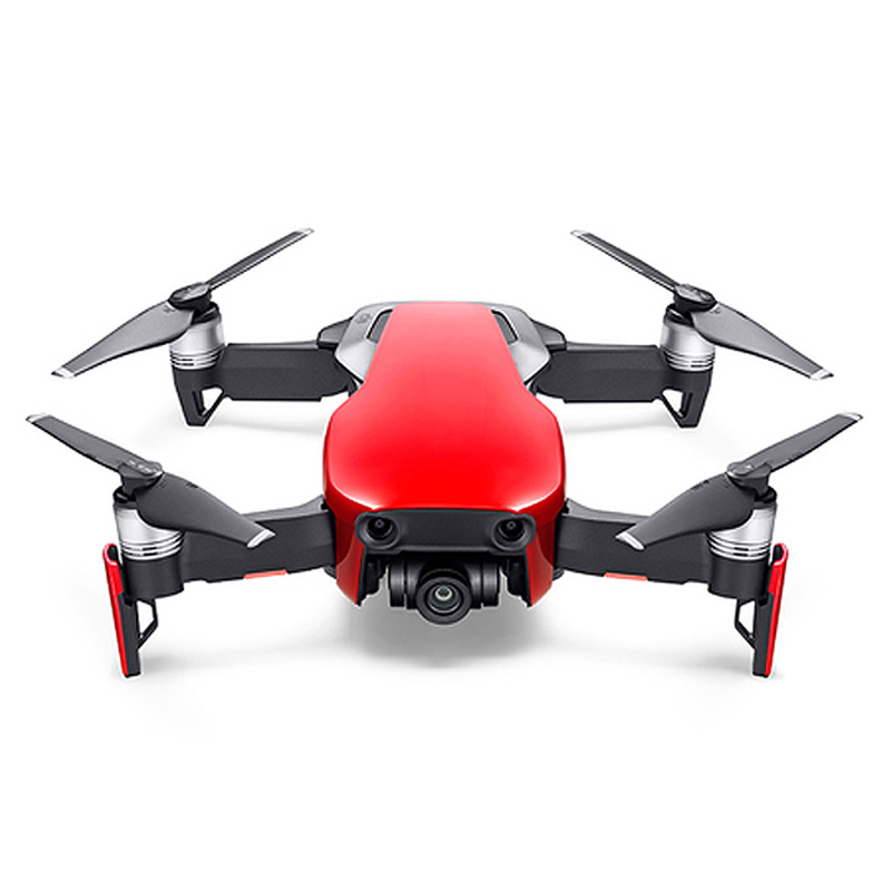 Квадрокоптер DJI Mavic Air Fly More Combo, Flame Red