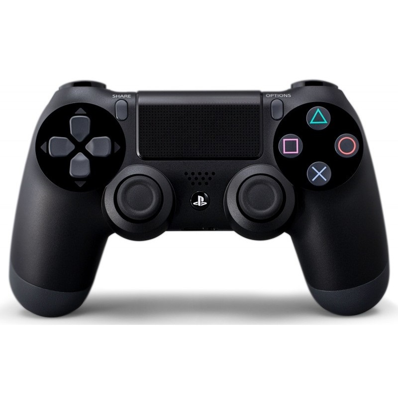 Игровой контроллер Dualshock 4 v2 для PS4, черный