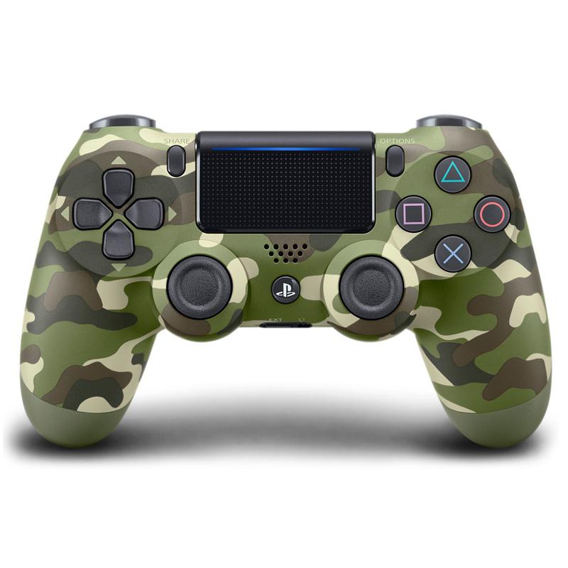 Игровой контроллер Dualshock 4 v1 для PS4, зеленый хаки