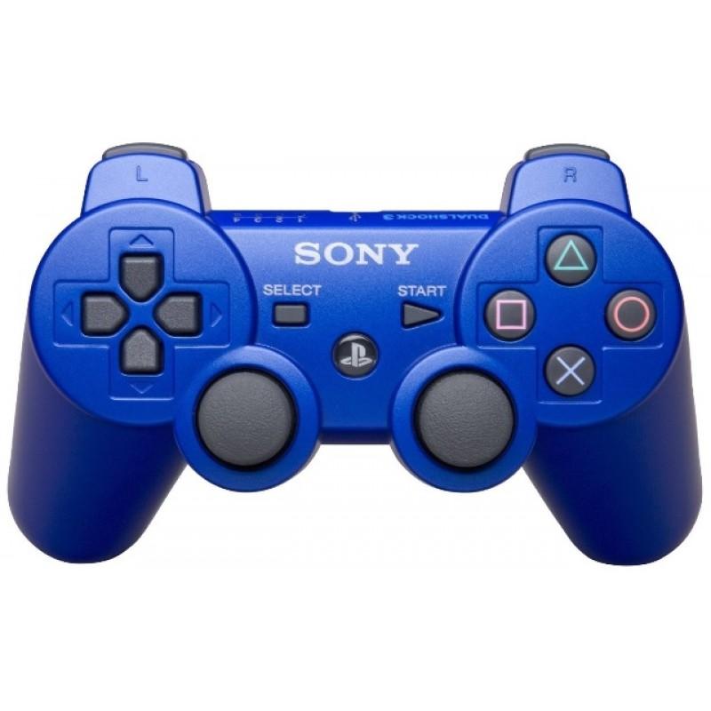 Игровой контроллер Dualshock 3 для PS3 синий