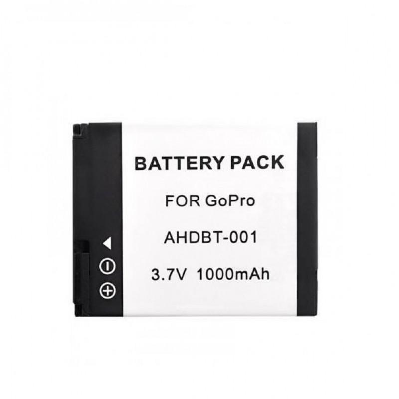 Батарея аккумуляторная AHDBT-001 для GoPro Hero 1,2