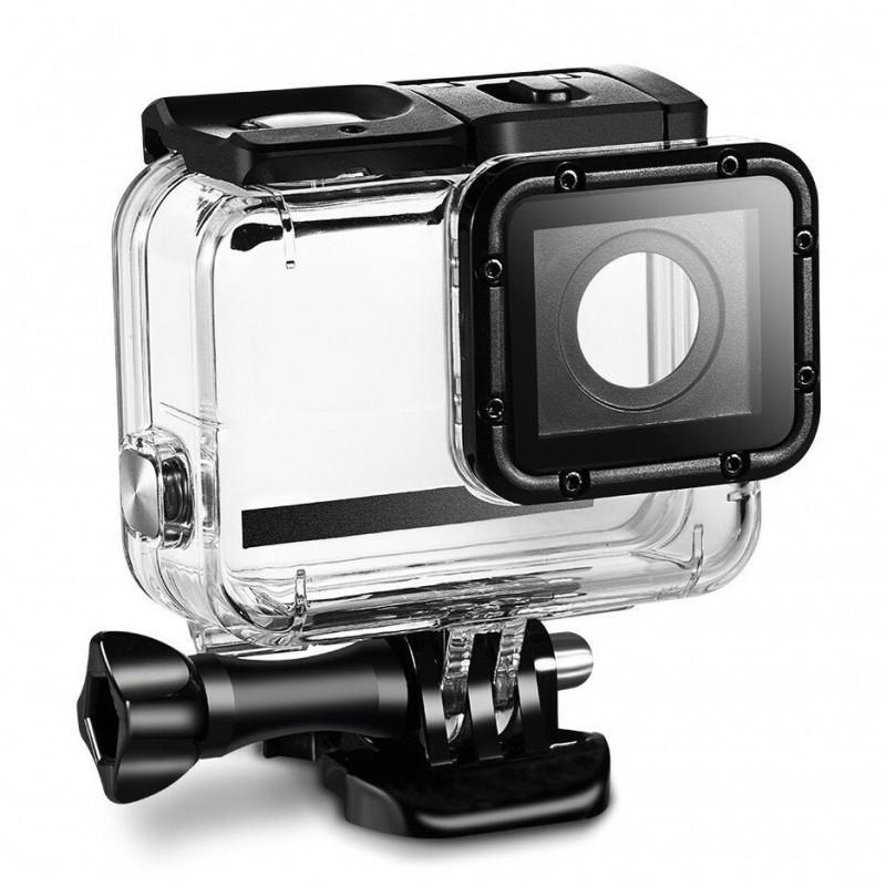 Бокс водонепроницаемый 60м для GoPro Hero 5/6 стандартный