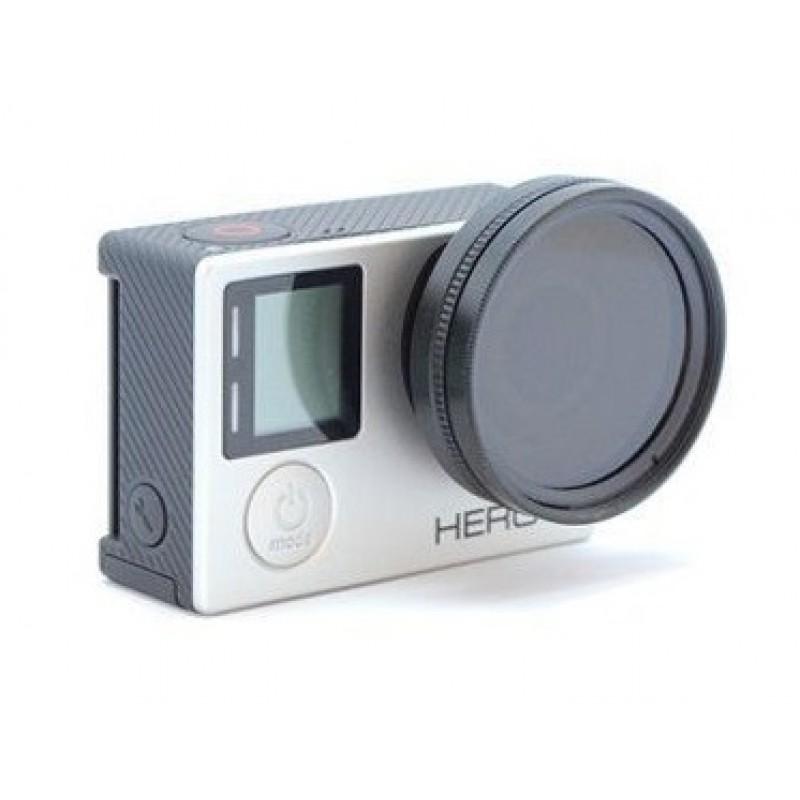 CPL-фильтр поляризационный 37мм для GoPro