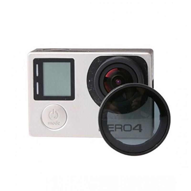 CPL-фильтр поляризационный 30мм для GoPro