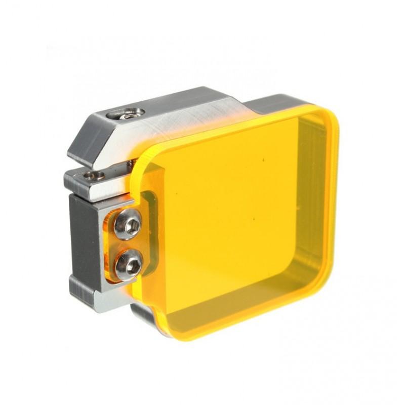 Фильтр-дверца для аквабокса GoPro Hero 3+/4