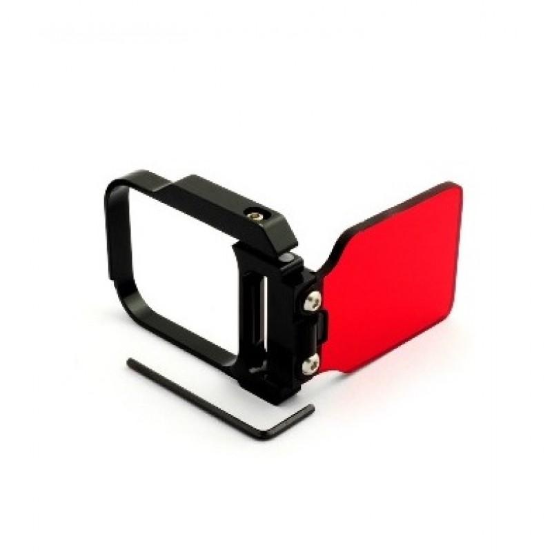 Фильтр-дверца для аквабокса GoPro Hero 3