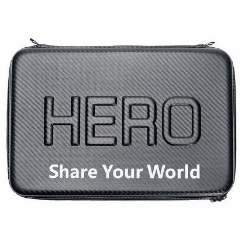 Кейс HERO карбон для GoPro большой